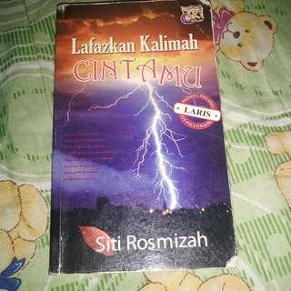 Novel - Lafazkan Kalimah Cintamu