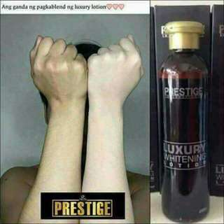Prestige Luxury Lotion
