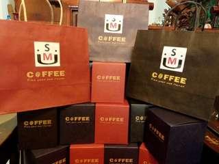 🚚 SUM矢開心咖啡自家烘培濾掛咖啡(消費滿10盒優惠價3500元)(一盒10包一包10克)