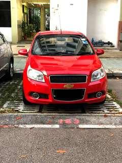 Chevrolet Aveo Sedan Auto 1.4