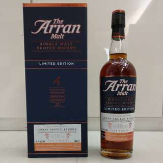 The Arran Malt 18YO Angels Reserve 51.1% 原酒
