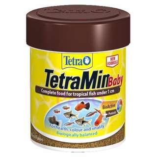 Tetra TetraMin Baby 66ml x 2