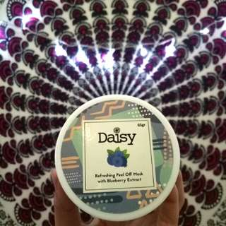Daisy Organic Peel Off Mask