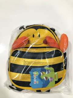 Bouncie bumblebee bag