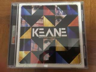 "KEANE ""Perfect Symmetry"" - Special China Edition Original CD"
