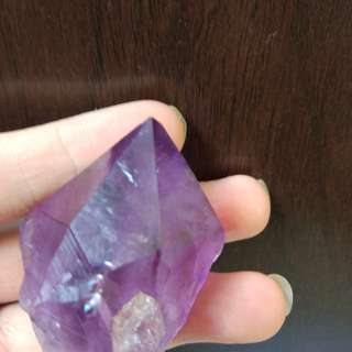 Gem Quality Amethyst Crystal