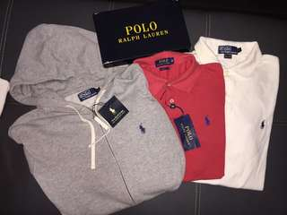 3 for RM97 Ralph Lauren Shirt Authentic Preloved