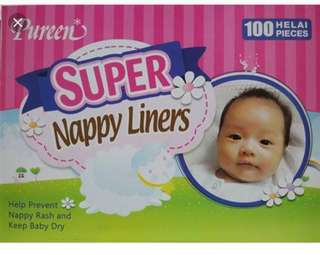 Nappy liner