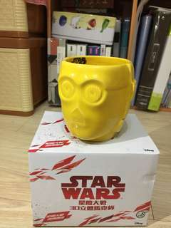 Starwars Mug Special Edition (C-3PO)