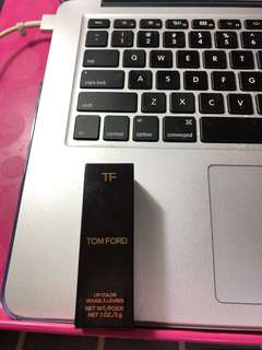 BNIB tom ford lipstick authentic 15 wild ginger