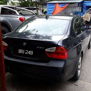 BMW 3SERIES (E90)