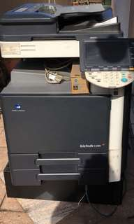 Rental of office Printer, scanner, copier and fax.