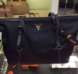 OFFER 💯 Authentic Prada Tessuto Tote