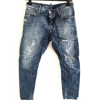 Dsquared Biker Jeans