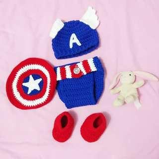 Capt.America costume