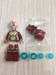 Lego Ironman3 - Mark 42 Armor