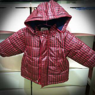 🚚 OSHKOSH幼童防風防水外套