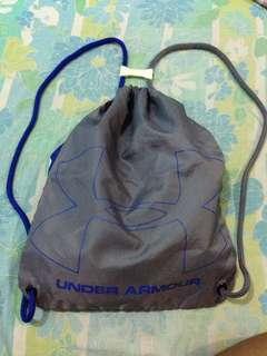 AUTHENTIC UNDER ARMOUR DRAWSTRING BAG