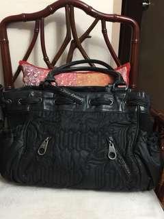 AUTHENTIC black Juicy Couture bag