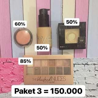 Paket makeup 3