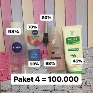 Paket makeup 4