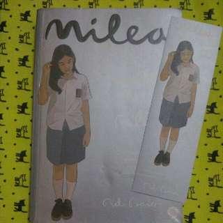Novel Dilan , Novel Milea