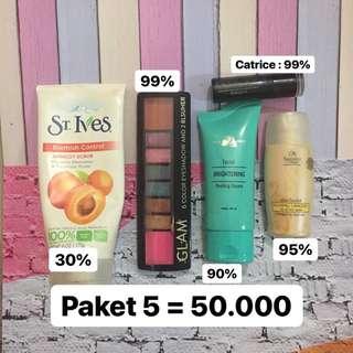 Paket makeup 5