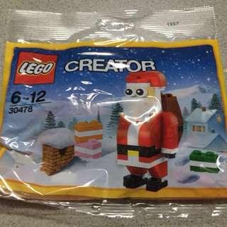 LEGO CREATOR 30478 聖誕老人