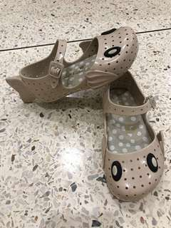 (Preloved)MINI MELISSA FABULA FISH US 9