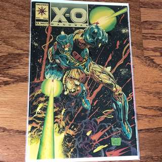 X-O Manowar #0, #16, #17, #18,# 19, 20, Magnus Robot Fighter #25