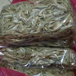 Ikan bilis murah dari sabah (kopek)