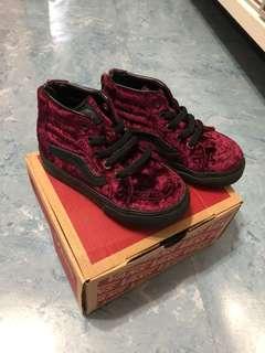 Vans小童鞋