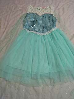 Brand New Elsa Dress Frozen
