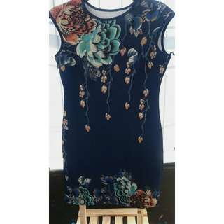 Mini Bodycon Navy