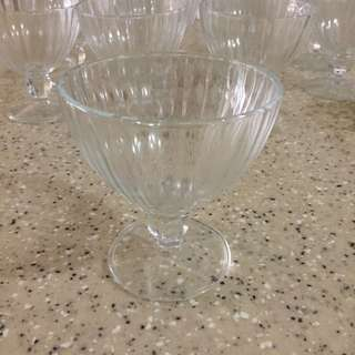 12 piece Glass bowl