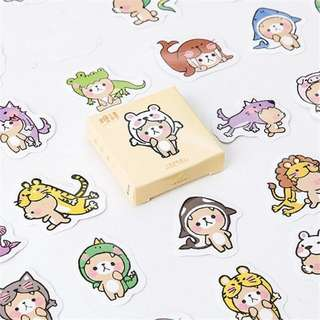 Kawaii Stickers 45pcs