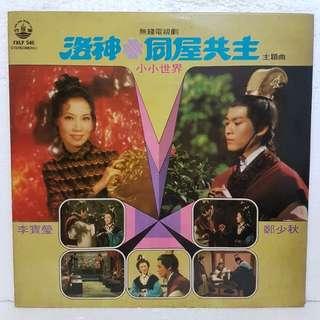 洛神 * 同屋共主 OST Vinyl Record