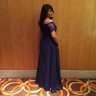 Long gown, formal dress, long dress