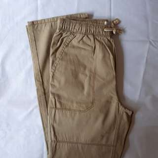 OLD NAVY cargo pants (size 10-12/khaki)
