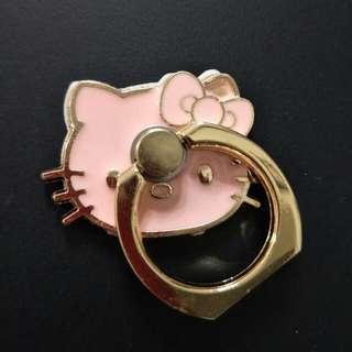 Hello Kitty Phone Ring Holder