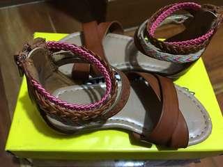 Cute Sandals - mini gladiators