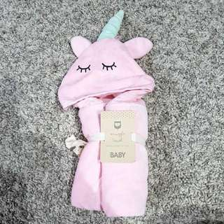 Brand new Cotton On Unicorn Hooded Towel