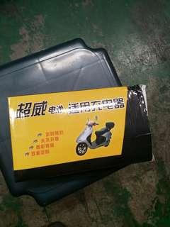 🚚 charger  battery 6 (72V)
