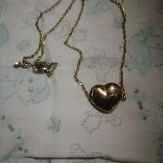 SALE! Gold necklace