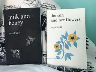 Rapi Kaur Milk and Honey & The Sun and Her Flowers