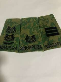 Saf officers no.4 ranks