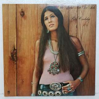 Reserved: Rita Coolidge - The Lady's Not For Sale Vinyl Record