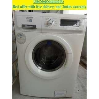 Electrolux (8.0kg) washing machine / washer ($270 +FREE delivery & 2mths warranty)