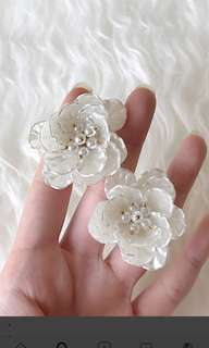 Flowers earring