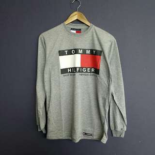 Tommy Hilfiger Big Flag Longsleeves